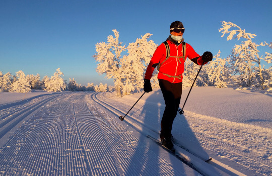Cross Country Skiing Tailormade