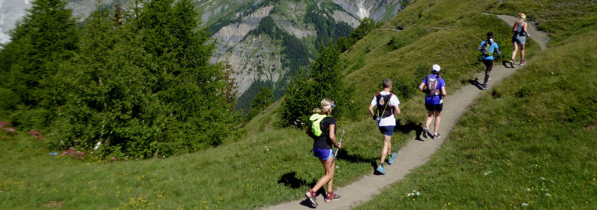 Run the CCC, Courmayeur to Chamonix