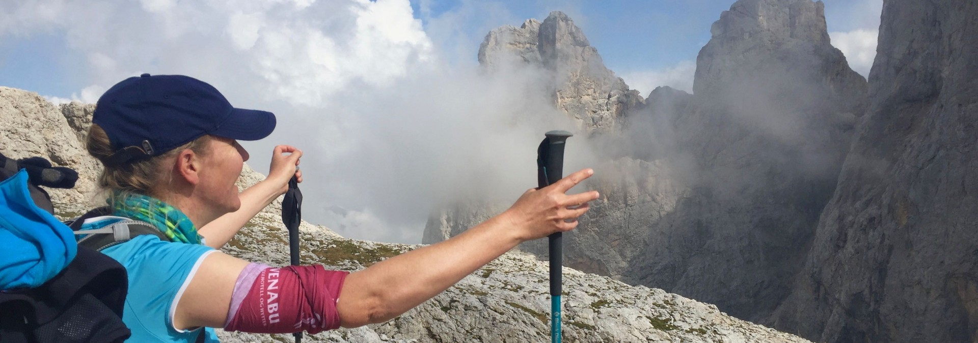 Dolomites High Route: Alta Via 2