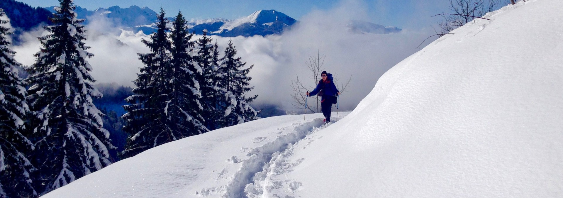 Traverse of the Chablais