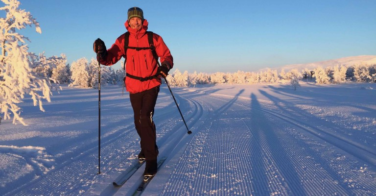 Nordic in Norway: Venabu - Perfect ski conditions