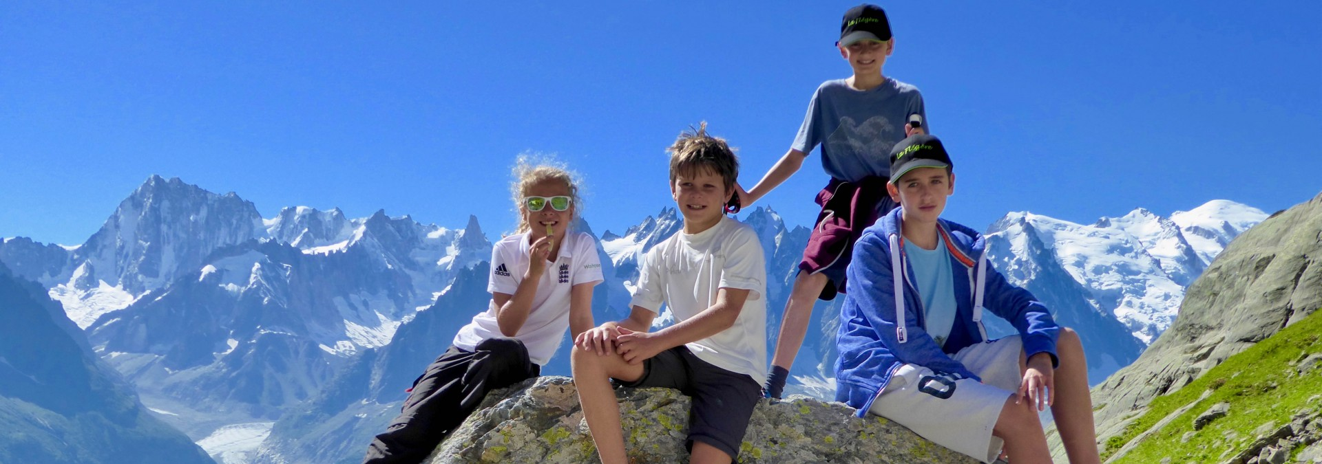 Chamonix Family Adventure