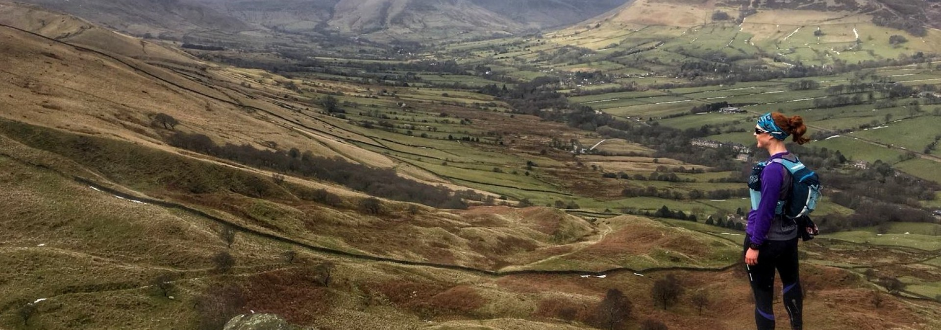 Edale Valley, The Peak District