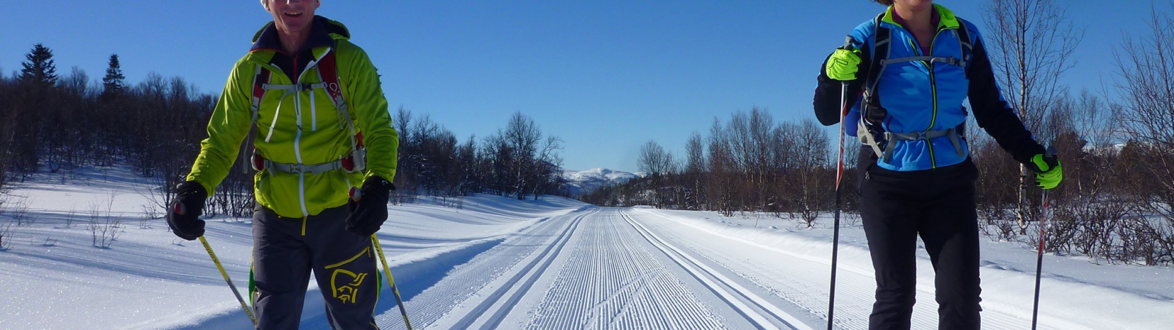 Cross country skiing homepage slideshow v3