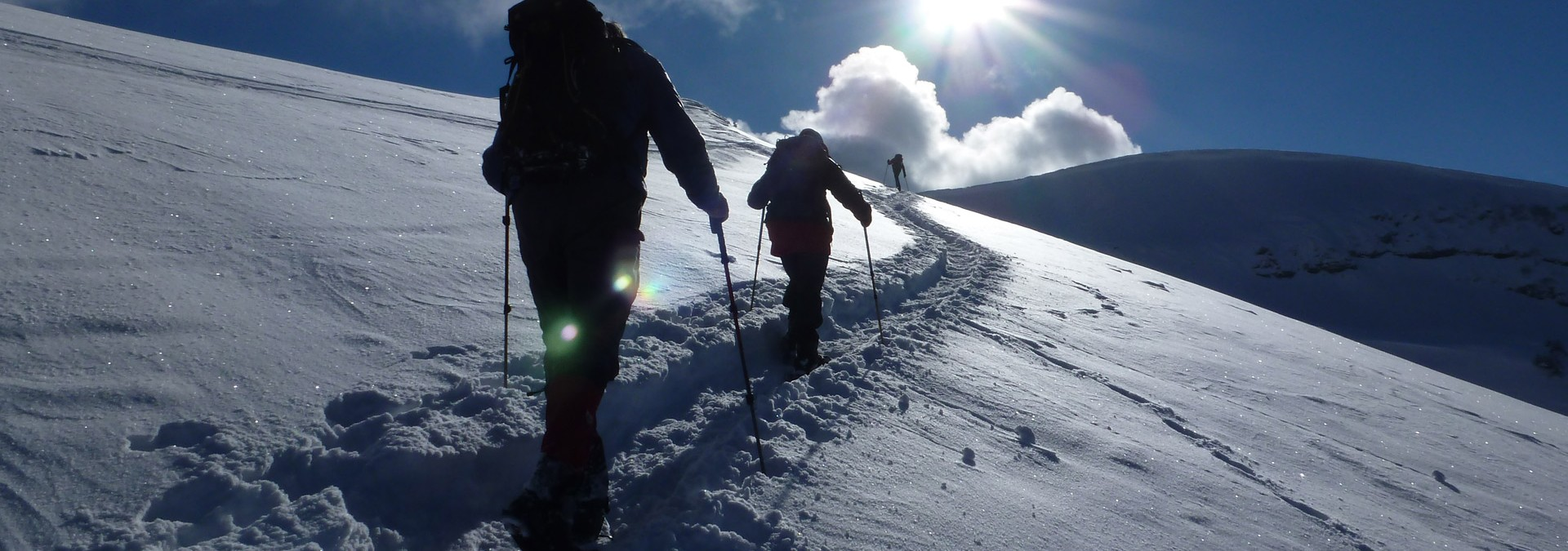 Tailormade snowshoeing