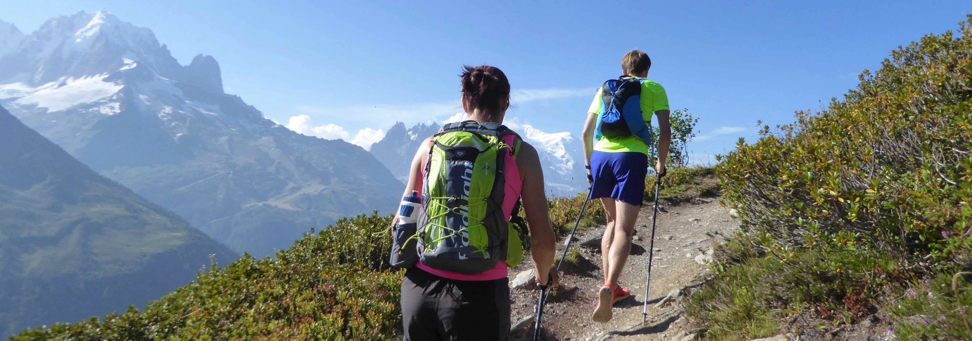 Chamonix Trail Running Camp