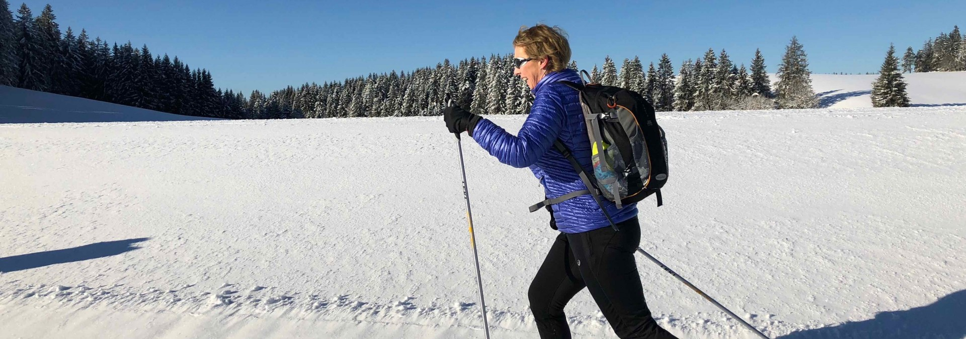 Traverse of the Black Forest