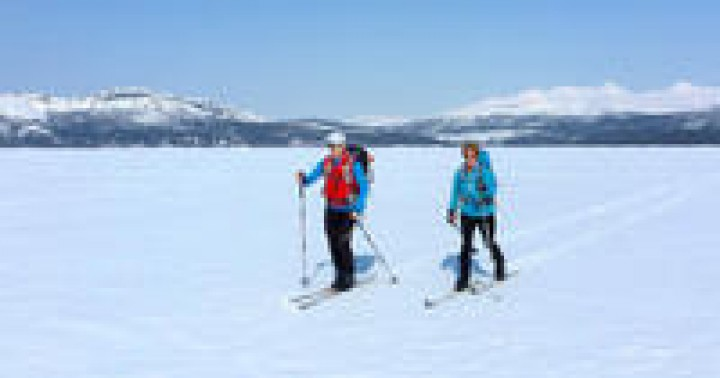 Why Learn Cross Country Skiing this Winter?
