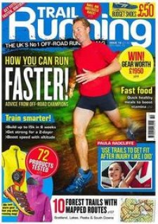 Trail Running Magazine Feature