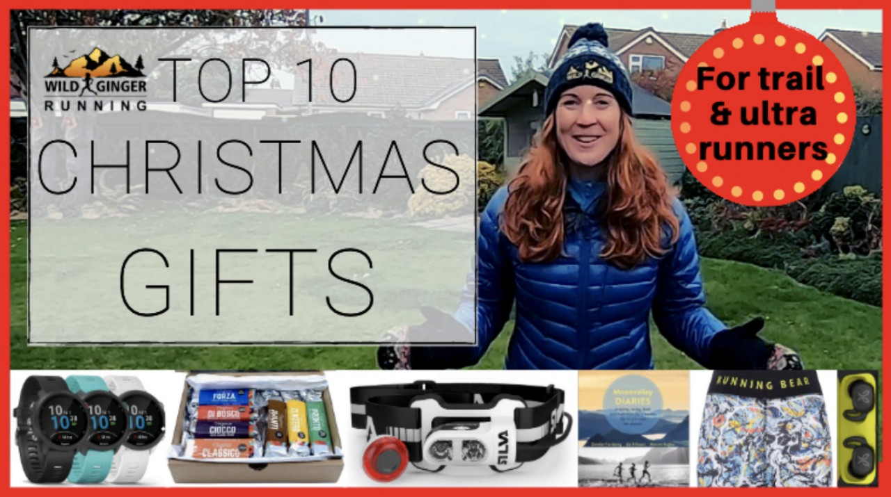 Top 10 Christmas Gifts for Trail & Ultra Runners