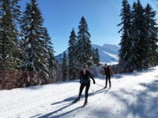 Two NEW snowshoe trips