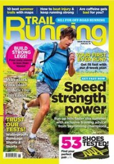 Trail Running Magazine - Gear Review