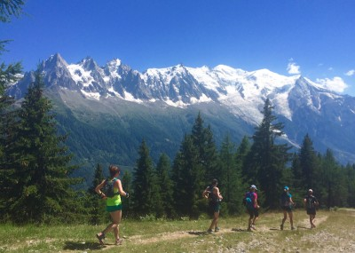 Chamonix Mont Blanc - A Destination Guide for Trail Runners, Walkers and Families
