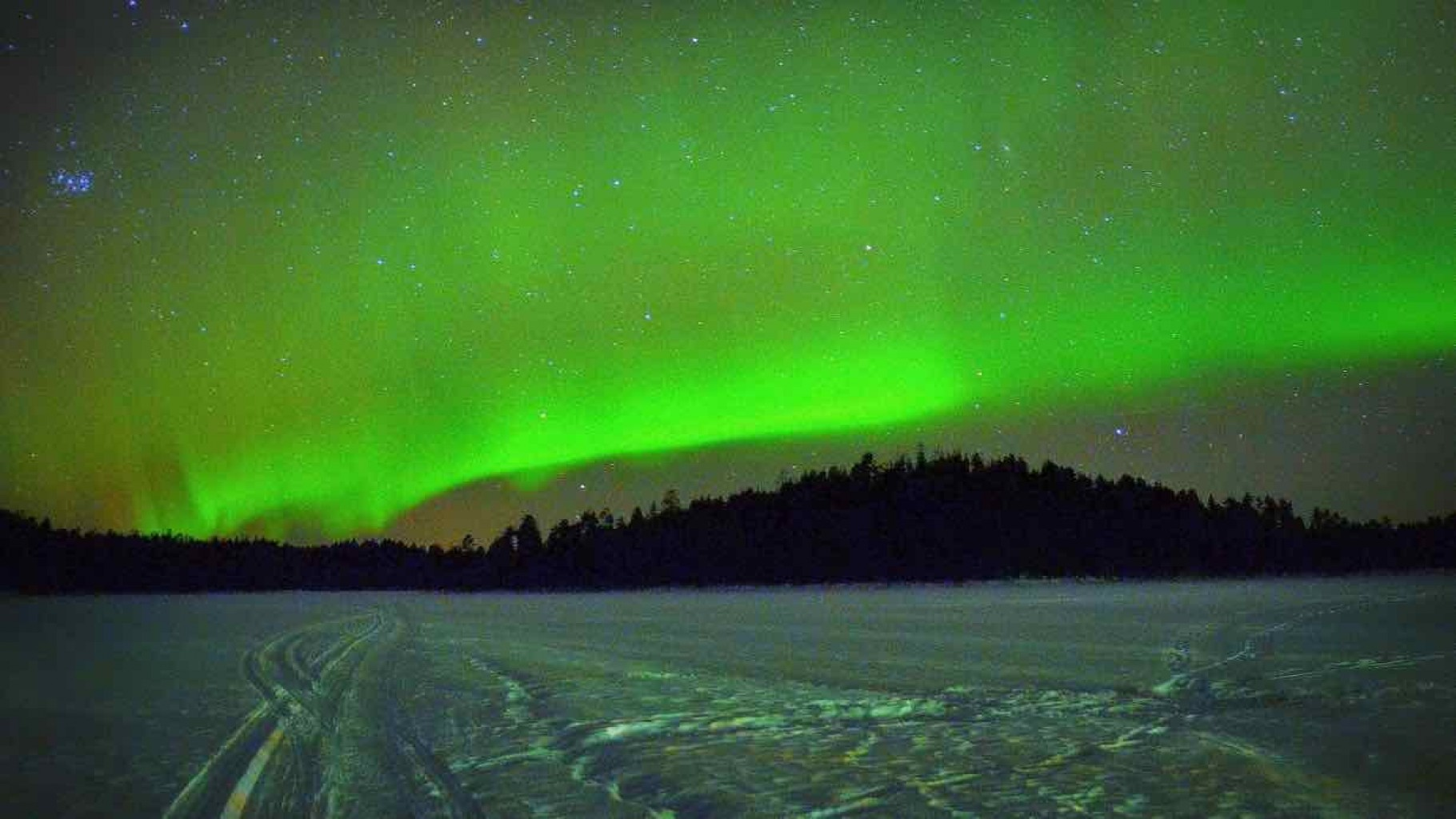 Finnish frontiers and a girl called 'Aurora'